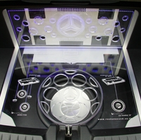 Mercedez Benze SLK 200 High Performance Car - High End Stereo Systems