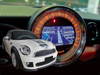 Interface สำหรับรถ Mini Coupe Cooper S
