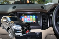 Interface สำหรับรถ Ford Everest